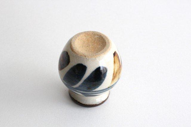 楊枝壺 デイゴ ゴスアメ 陶器 陶芸こまがた 駒形爽飛 やちむん 画像6