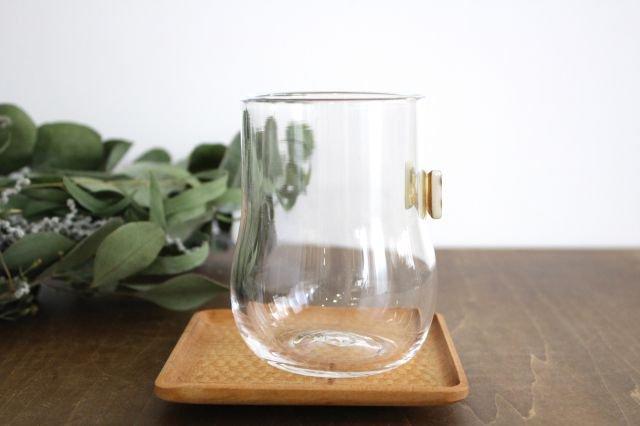 グラス おめかし イエロー系 【B】 ガラス 23n. 滝川ふみ 画像4