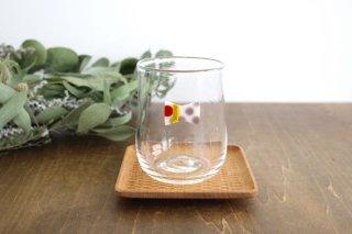 グラス おめかし イエロー系 【C】 ガラス 23n. 滝川ふみ商品画像