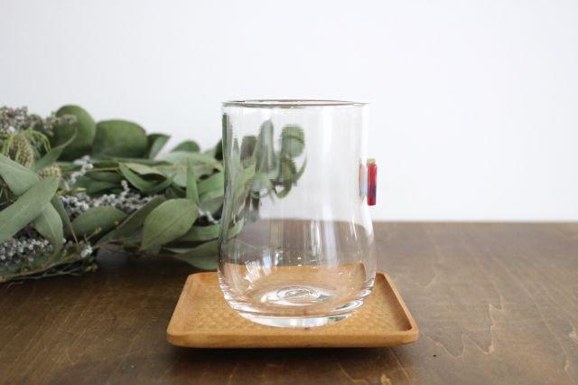 グラス おめかし イエロー系 【D】 ガラス 23n. 滝川ふみ 画像5