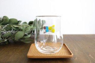 グラス おめかし イエロー系 【E】 ガラス 23n. 滝川ふみ商品画像