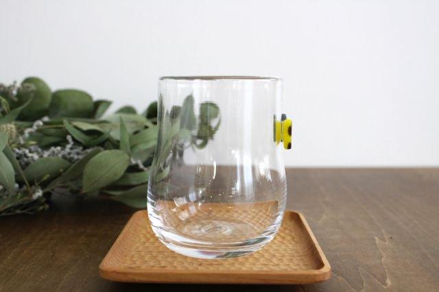 グラス おめかし イエロー系 【G】 ガラス 23n. 滝川ふみ 画像5