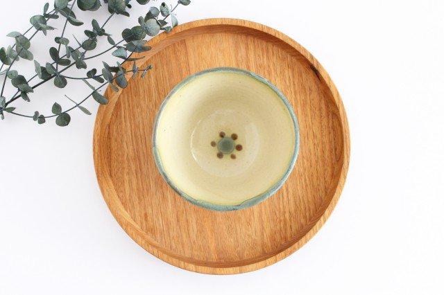4寸マカイ イッチン 陶器 ノモ陶器製作所 やちむん 画像2