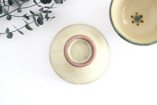 4寸マカイ イッチン 陶器 ノモ陶器製作所 やちむん 画像3