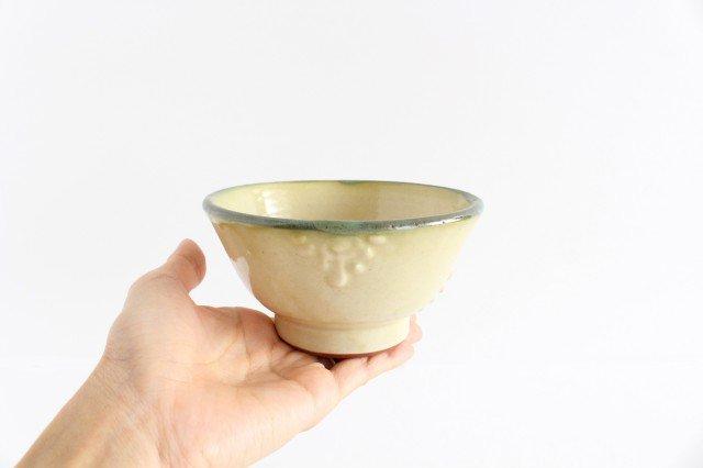 4寸マカイ イッチン 陶器 ノモ陶器製作所 やちむん 画像4