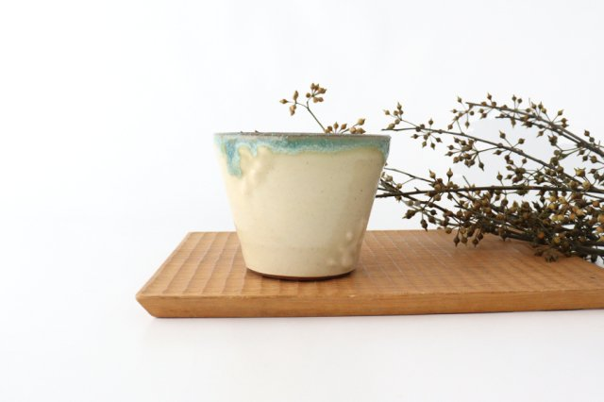 そばちょこ イッチン 陶器 ノモ陶器製作所 やちむん 画像3