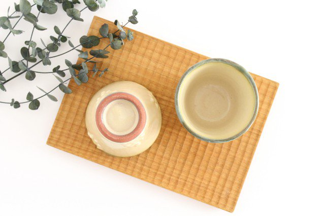 そばちょこ イッチン 陶器 ノモ陶器製作所 やちむん 画像4