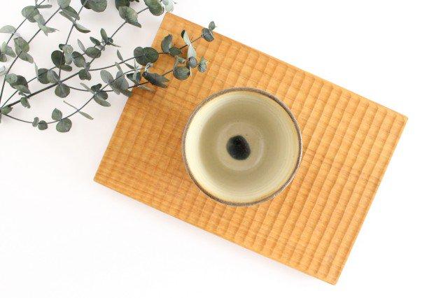 そばちょこ ゴス 陶器 ノモ陶器製作所 やちむん 画像2