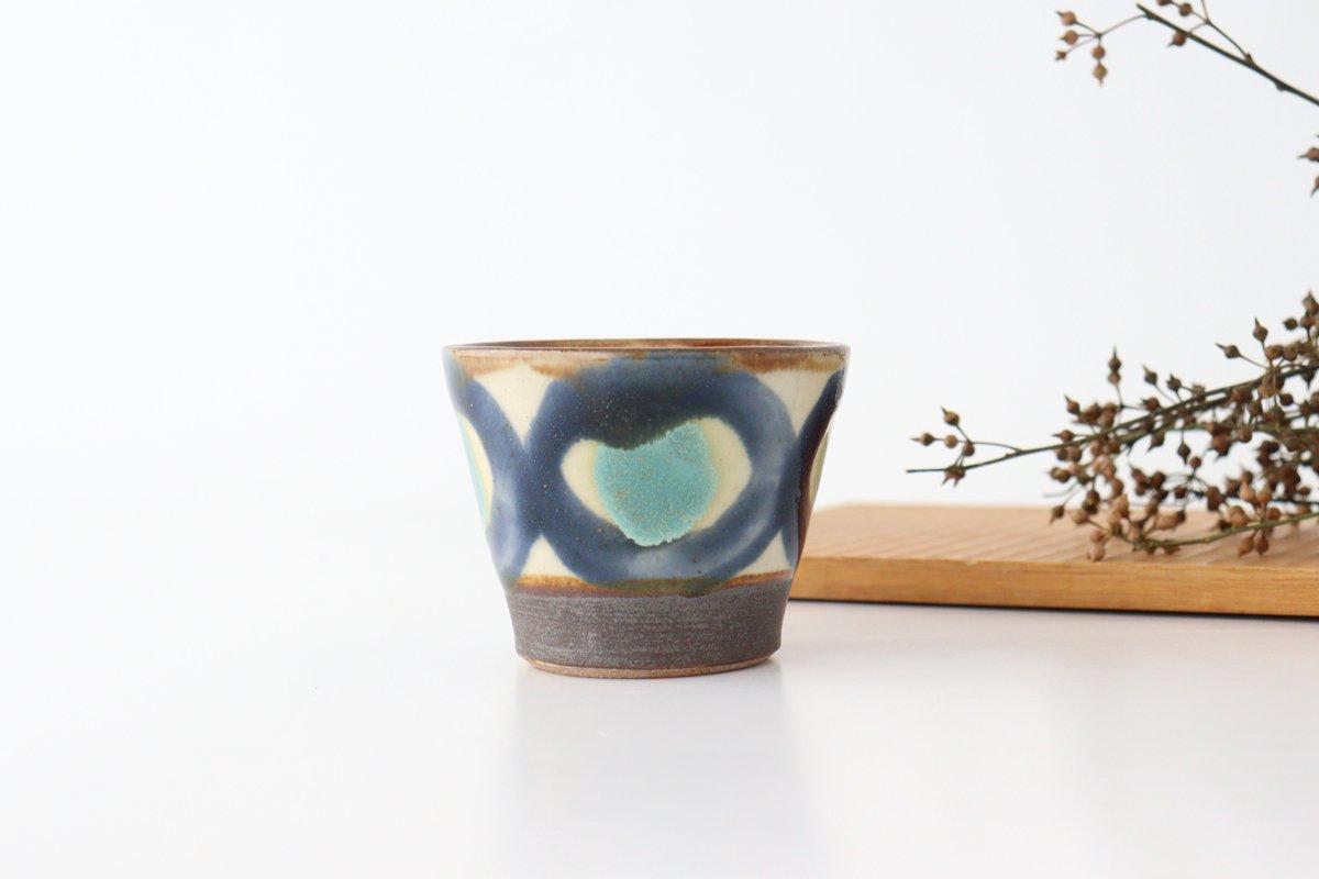 そばちょこ ゴス 陶器 ノモ陶器製作所 やちむん 画像4