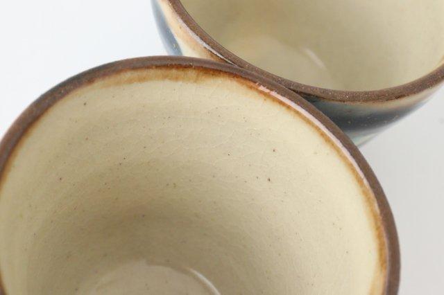そばちょこ ゴス 陶器 ノモ陶器製作所 やちむん 画像6