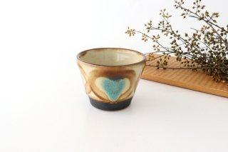 そばちょこ アメ 陶器 ノモ陶器製作所 やちむん商品画像