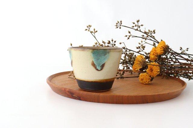 そばちょこ オーグスヤ— 陶器 ノモ陶器製作所 やちむん 画像6