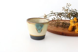 そばちょこ オーグスヤ— 陶器 ノモ陶器製作所 やちむん商品画像