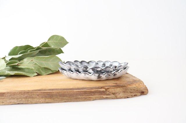 ひし形小皿 アンティカ 陶器 長浜由起子 画像5