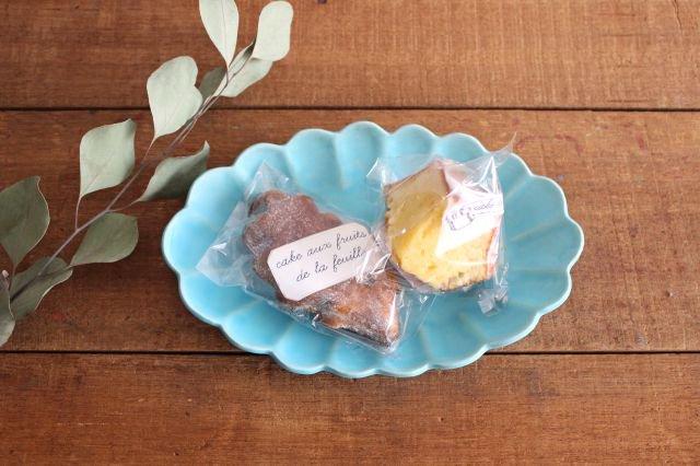 空皿 トルコブルー 陶器 長浜由起子