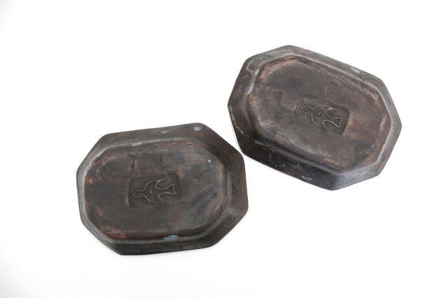 八角長皿 小 陶器 長浜由起子 画像6