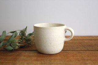 マグカップ 小 白 陶器 寺嶋綾子商品画像