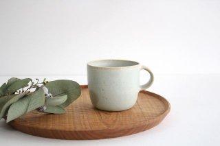 マグカップ 小 水色 陶器 寺嶋綾子商品画像