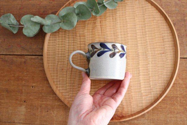 コーヒーカップ デイゴ 陶器 mug やちむん 画像3