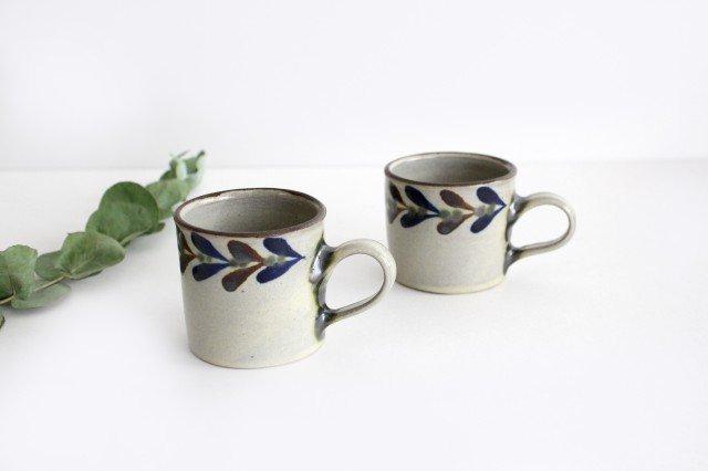 コーヒーカップ デイゴ 陶器 mug やちむん 画像4