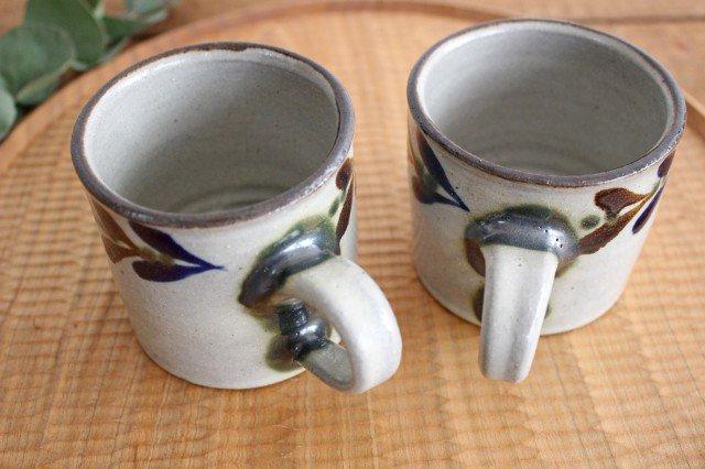 コーヒーカップ デイゴ 陶器 mug やちむん 画像5