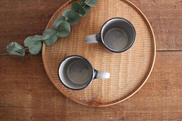 コーヒーカップ デイゴ 陶器 mug やちむん 画像6