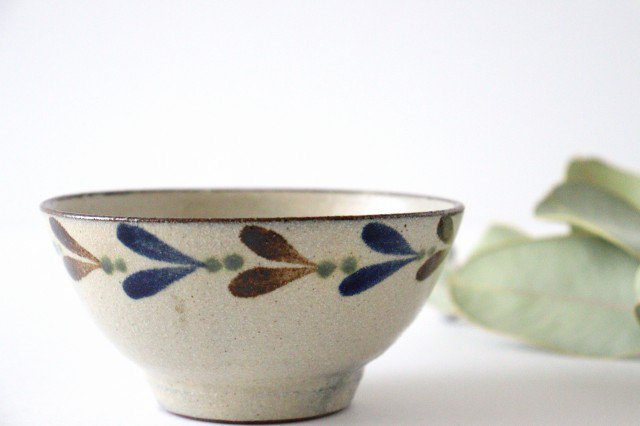 マカイ 4寸 デイゴ 陶器 mug やちむん 画像5
