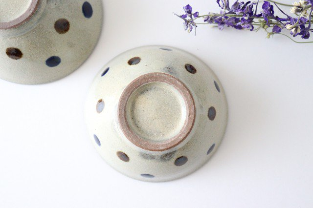 マカイ 4寸 ドット 陶器 mug やちむん 画像6