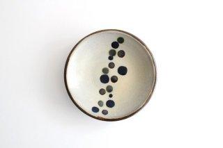 5寸皿 連ドット 陶器 mug やちむん商品画像
