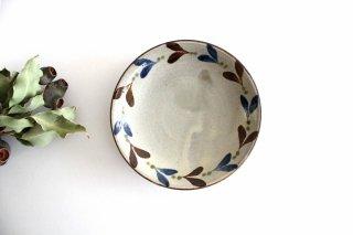 5寸皿 デイゴ 陶器 mug やちむん商品画像
