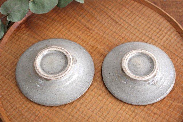 リム小皿 連ドット 陶器 mug やちむん 画像3