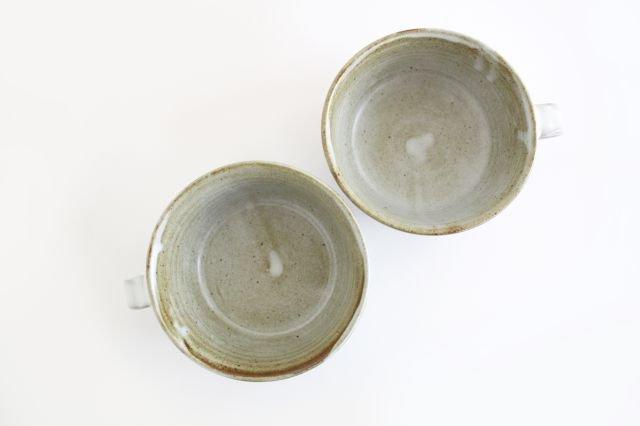 花柄 スープマグ 陶器 相澤かなえ 画像6