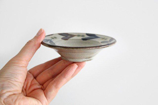 リム小皿 デイゴ 陶器 mug やちむん 画像6