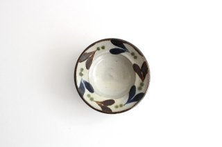 リム小皿 デイゴ 陶器 mug やちむん商品画像