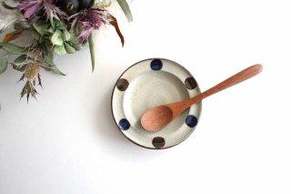 小皿 ドット 陶器 mug やちむん商品画像