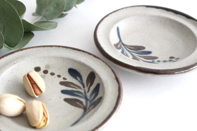 小皿 ゲットウ 陶器 mug やちむん 画像5