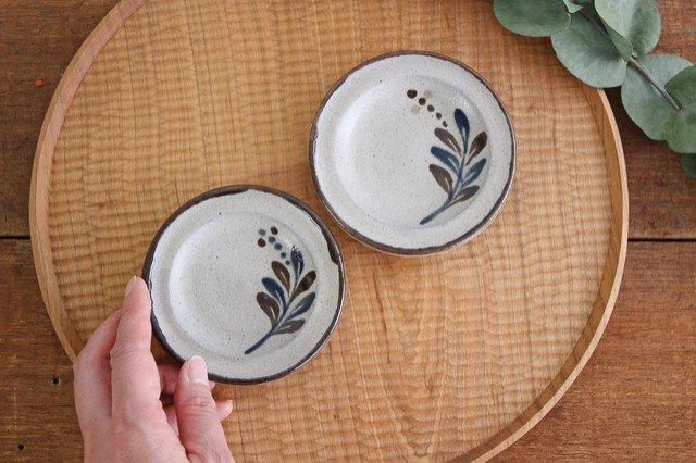 小皿 ゲットウ 陶器 mug やちむん 画像6
