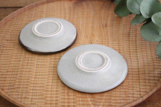 小皿 3色ドット 陶器 mug やちむん 画像3