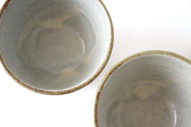 そばちょこカップ デイゴ 陶器 mug やちむん 画像5
