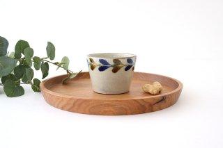 そばちょこカップ デイゴ 陶器 mug やちむん商品画像