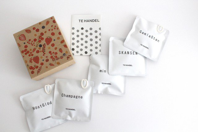 Tea Bag Box