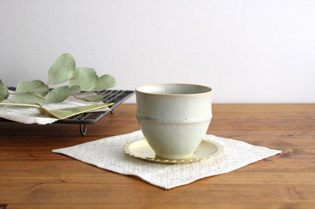 花の皿 真鍮 守田詠美 画像4