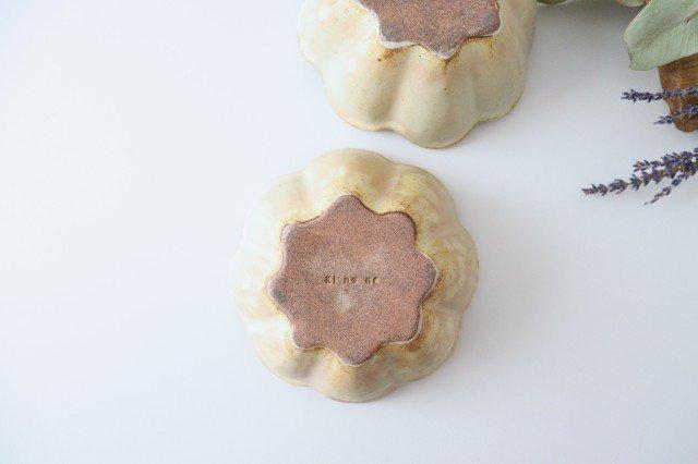 粉福 花ボウル 陶器 木のね 画像6