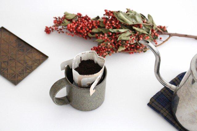 Cap on Cup Coffee ブレンド中深煎り 5バッグ入り カフェ・ヴィヴモン・ディモンシュ 画像4