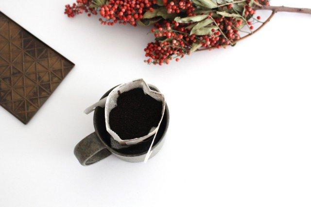 Cap on Cup Coffee ブレンド中深煎り 5バッグ入り カフェ・ヴィヴモン・ディモンシュ 画像6