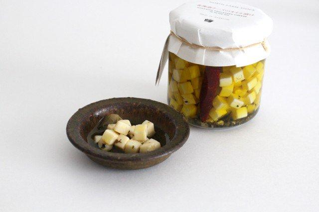 北海道チーズのオイル漬け NORTH FARM STOCK 画像2