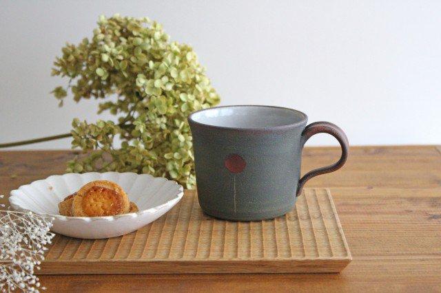 バルーンマグカップ 陶器 工房ことりの やちむん