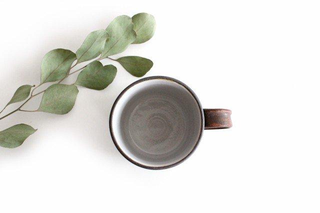バルーンマグカップ 陶器 工房ことりの やちむん 画像4