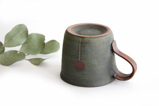バルーンマグカップ 陶器 工房ことりの やちむん 画像5