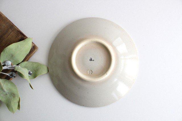 波佐見焼 ORIME 鹿の子 6寸丸皿 ブラウン 【B】 陶器 画像5